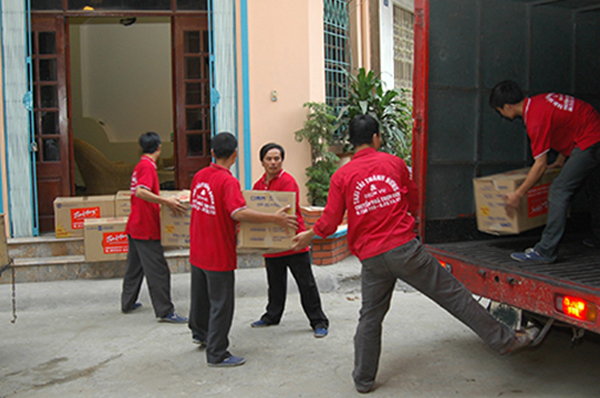 Dịch vụ chuyển nhà Thành Hưng
