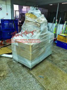 Dịch vụ chuyển kho xưởng uy tín nhất thành phố Hồ Chí Minh hiện nay