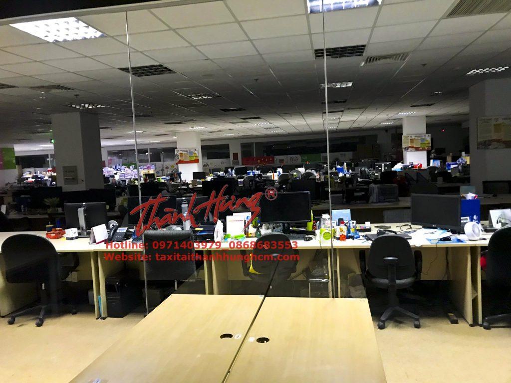 Quy trình vận chuyển văn phòng chuyên nghiệp thành phố Hồ Chí Minh