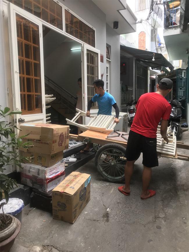 Chuyển nhà quận Phú Nhuận chất lượng là số 1