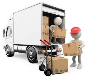 Vận chuyển hàng hóa an toàn và chất lượng