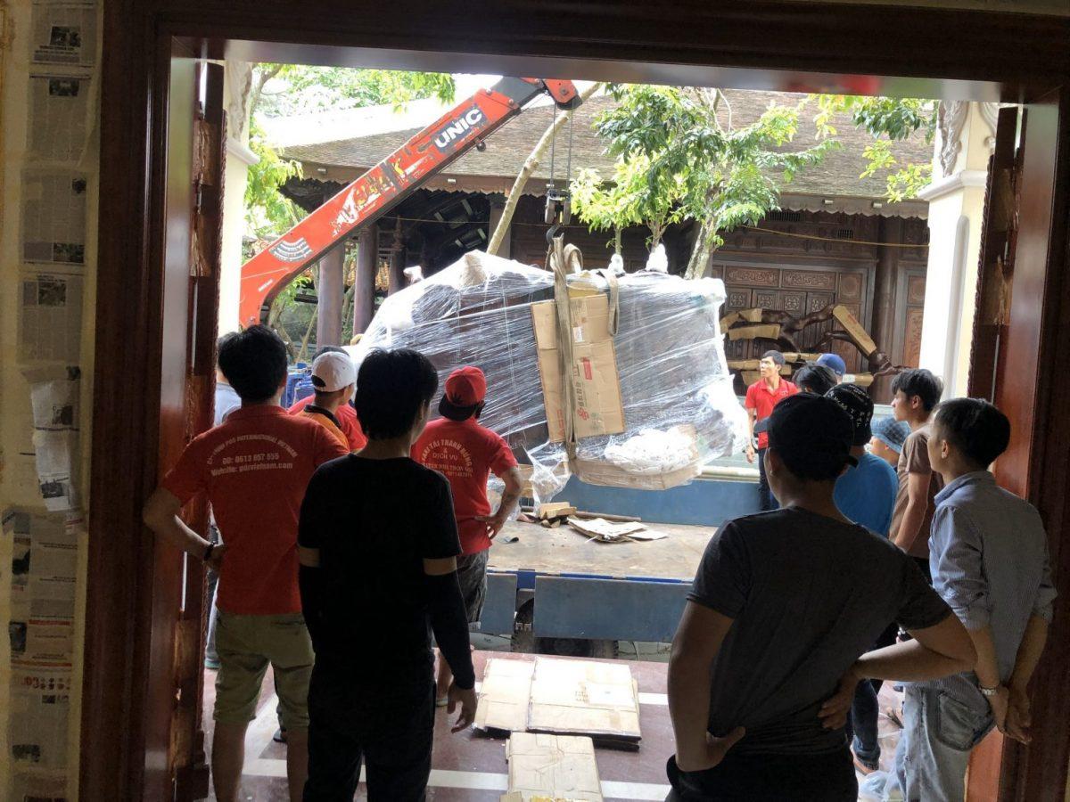 Chuyển nhà quận Bình Thạnh nhanh chóng tiết kiệm